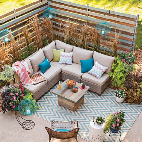 backyard privacy ideas cheap patio ideas for a tight budget