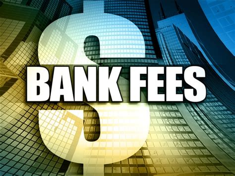 Call Me What You Want, Even Cheap!: Are You Paying Too Much In Bank Fees?