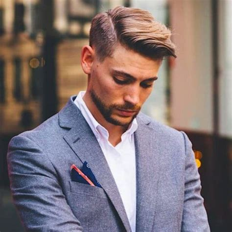 men s side parted hairstyles 2016 men s hairstyles and side part haircut men men s short hairstyles pinterest