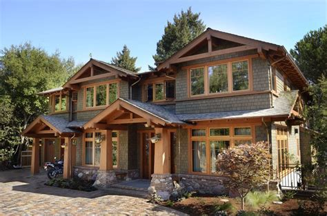 craftsman style home exteriors craftsman exterior of home zillow digs