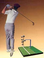 swing groover 2 indoor outdoor golf swing groover at intheholegolf com