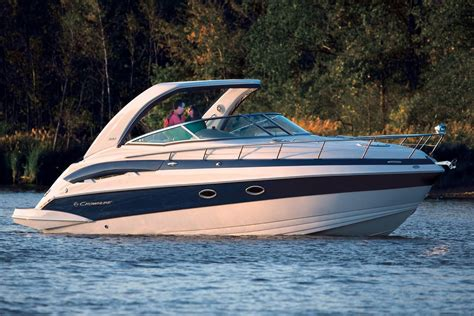 Sy Bad 2018 crownline 330 sy motor b 229 d til salg www yachtworld dk