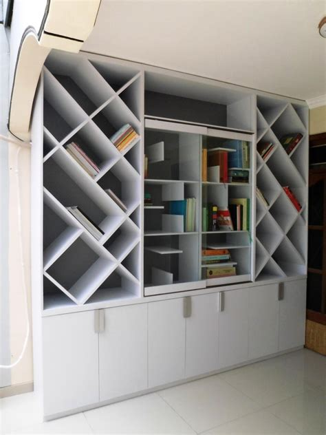 Rak Buku Dinding Cantik cara membuat rak dinding minimalis dan buku gantung rak