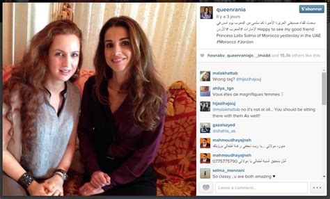 la hair return date 2016 une photo de lalla salma et rania de jordanie enflamme la