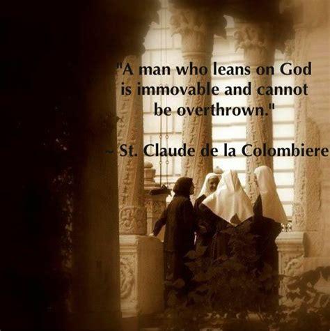 the spiritual direction of st claude de la colombiere books st claude de la colombiere catholic quotes