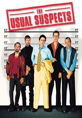 The Usual Suspects 1995 Film The Usual Suspects Movies Tv On Google Play