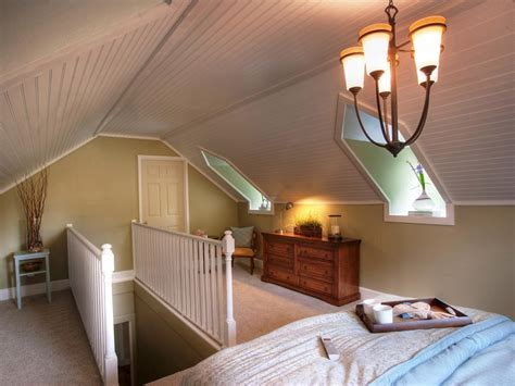 attic space ideas 27 amazing attic remodels garage laundry rooms garage