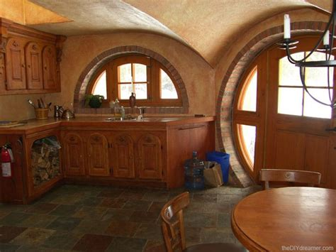 hobbit kitchen hobbit home le troglo the d i y dreamer hobbit