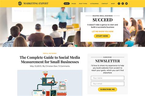 affiliate site template top 20 affiliate marketing themes 2017 colorlib