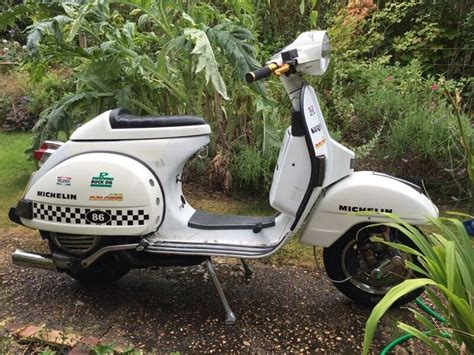 Vespa Px 1986 86 vespa px 1986 baby forces sale in reading berkshire