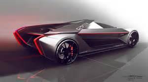 Cadillac Vision Cadillac Lmp 09 Vision Gran Turismo Concept Car By Arthur