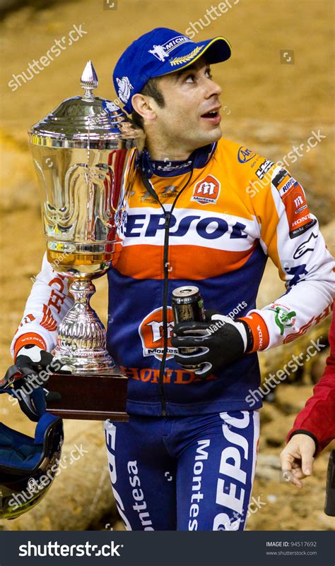 barcelona in february barcelona february 5 toni bou wins the trial indoor of