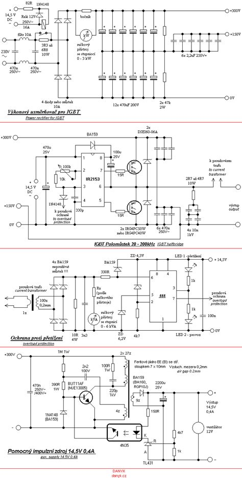 ir2153 pentru incepatori page 5 alimentatoare forumul electronistilor