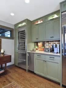 Upper Kitchen Cabinet Stacked Upper Cabinets Houzz