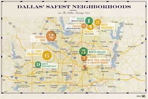 dallas safest neighborhoods