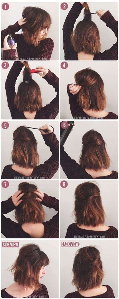 Hairstyles For Medium Hair Can Do by Best 25 Lob Bangs Ideas On Bangs Hair