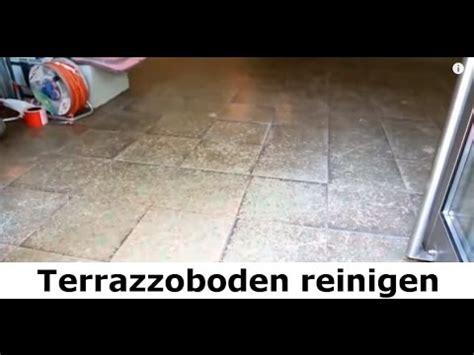 Terrazzo Polieren Anleitung by Treppenhaus Aus Terrazzoboden Und Beton Aufarbeiten Doovi