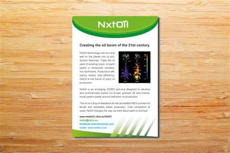 design handout powerpoint design a one page handout brochure plus a powerpoint
