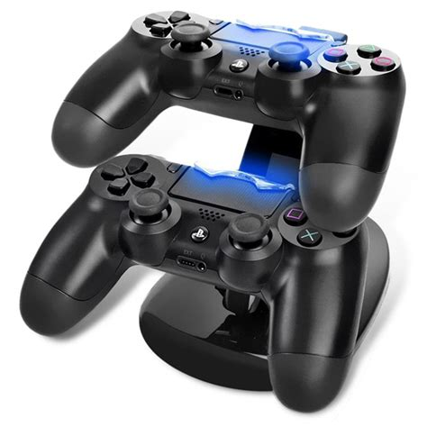 Oivo Gamepad Charging Dock Stand For Ps4 Controller oivo gamepad charging dock stand for ps4 controller black jakartanotebook