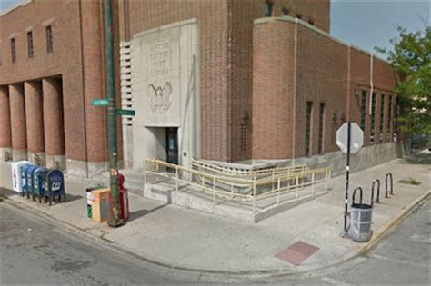 Logan Square Post Office by New Book Details One S Feud With Logan