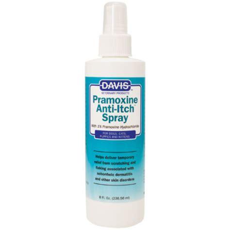 itch spray pramoxine anti itch spray revival animal health