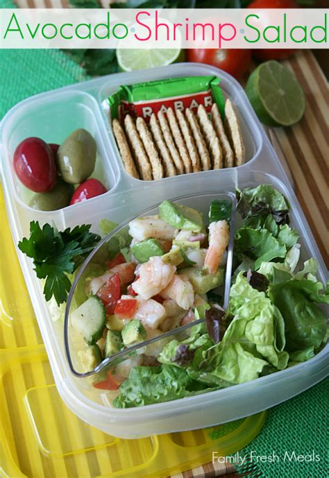 Salad Buah Keju Family Pack 5 healthy recipes to pack for lunch gwee