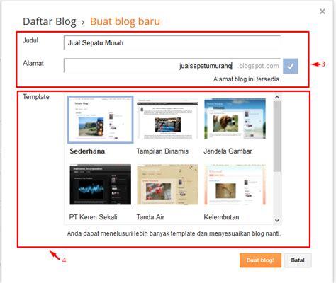 cara membuat blog gratis yang bisa menghasilkan uang cara membuat blog gratis keren cara membuat blog gratis