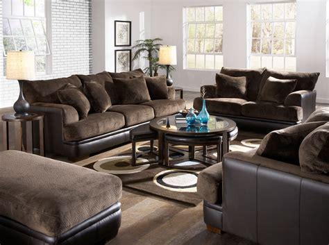 chocolate sofa set jackson barkley sofa set chocolate jf 4442 sofa set