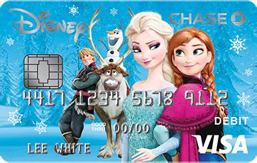 card designs | disney® visa® debit card