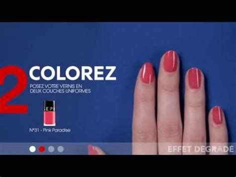 Sephora Nail Designer Top Coat Kutek top coat nail designer sephora comment realiser un effet degrade
