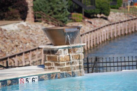 Backyard Creations Bryant Ar Pool Spa Tub Custom Photo Image