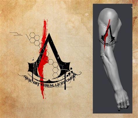 tattoo assassins hannah tattoo assassins creed by zeymar on deviantart projet