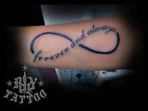 Couples Infinity Tattoos Infinity Tattoos