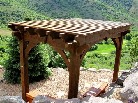 Peaceful Places 20 Serene Outdoor Living Spaces Western Timber Frame Pergola Kits