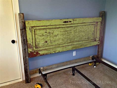 door frame headboard 25 best ideas about door bed frame on pinterest