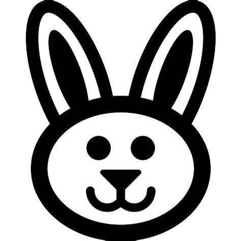 Bunny Ibon Black rabbit free other icons