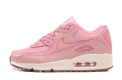 dress shoes nike air max 90 pink straw mat 443817 600