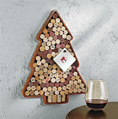 wine cork christmas tree giveaway purple patch diy