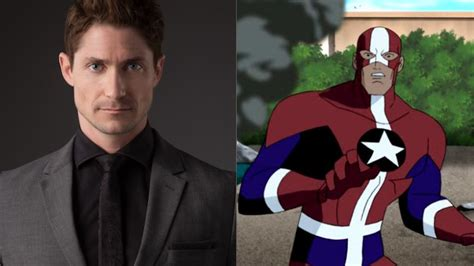 commander steel to be played by matthew maccaull matthew maccaull has been cast as commander steel in dc s legends of tomorrow