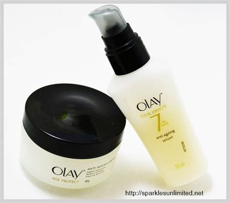 Olay Age Protect olay age protect anti ageing olay total effects anti ageing serum