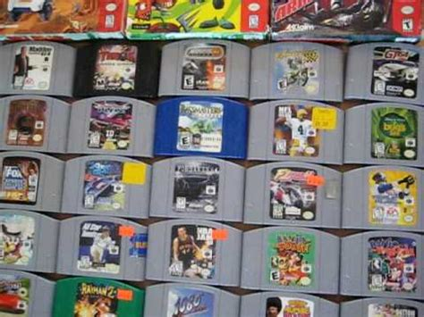 Nintendo 64 Collection 157 In 1 my nintendo 64 collection