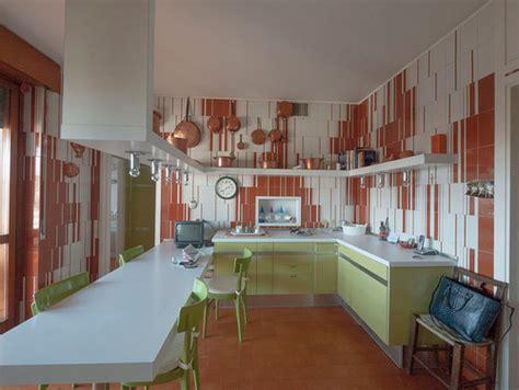piastrelle anni 70 gli anni 70 restyling di un appartamento milanese