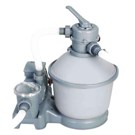Pompa Injak Bestway By Agha Store by Pompa Filtro A Sabbia Bestway 58400 L H 3785 Ferramenta
