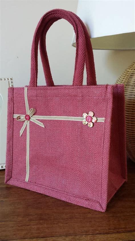 Handmade Jute Bags - 25 best ideas about jute bags on stylish
