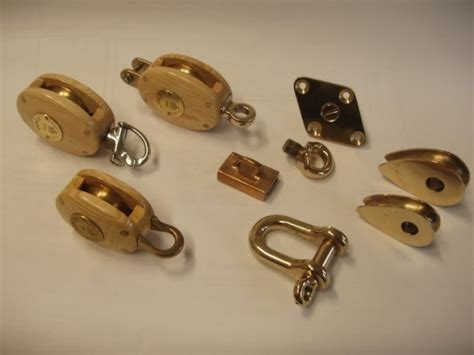 model boats and fittings blocks fittings for classic yachts deck hardware calibra