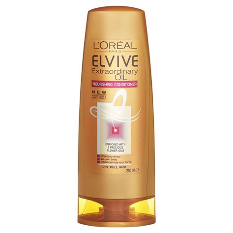 Loreal Kondisioner buy l oreal elvive extraordinary conditioner 250ml