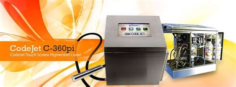codejet home of the best value continuous inkjet printers