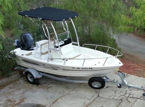 triumph cc boats for sale 2014 triumph 170 cc boats for sale