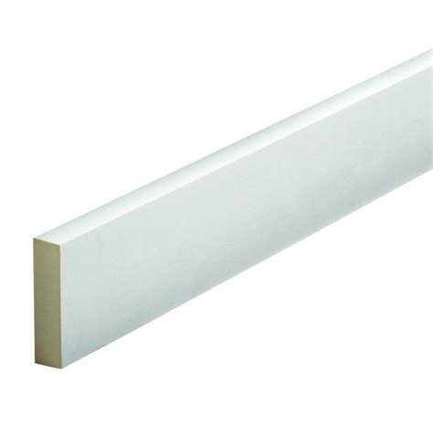 fypon 1 in x 96 in x 7 1 2 in polyurethane window or