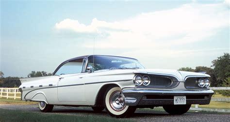 1950s Pontiac by Pontiac Bonneville Specs 1959 1960 Autoevolution